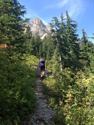 Thunder Creek–Fourth of July Pass