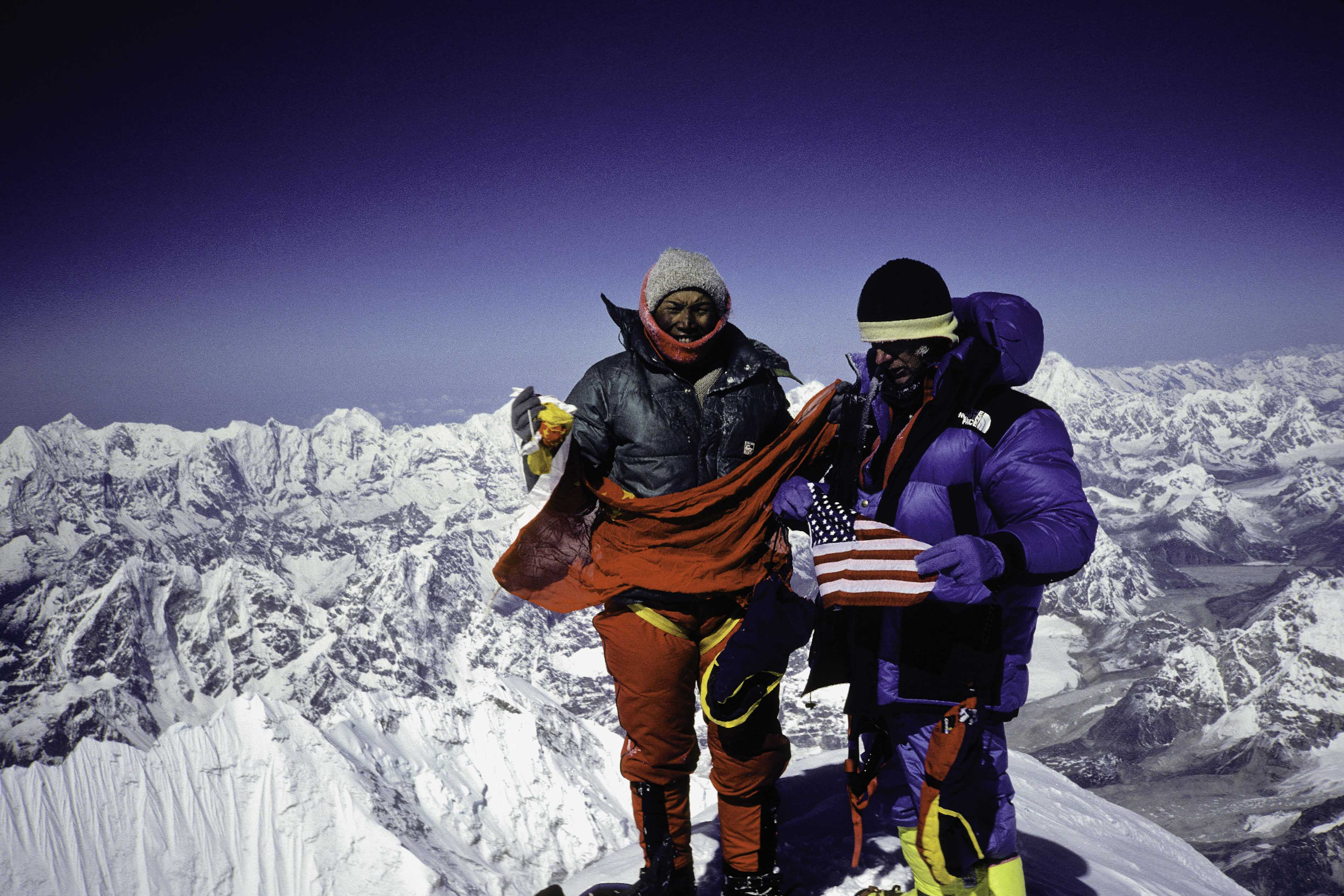 When celebrating the International Mountaineer Day
