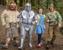 Family Playtime At Kitsap Forest Theater