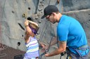 Help teach summer campers to climb!