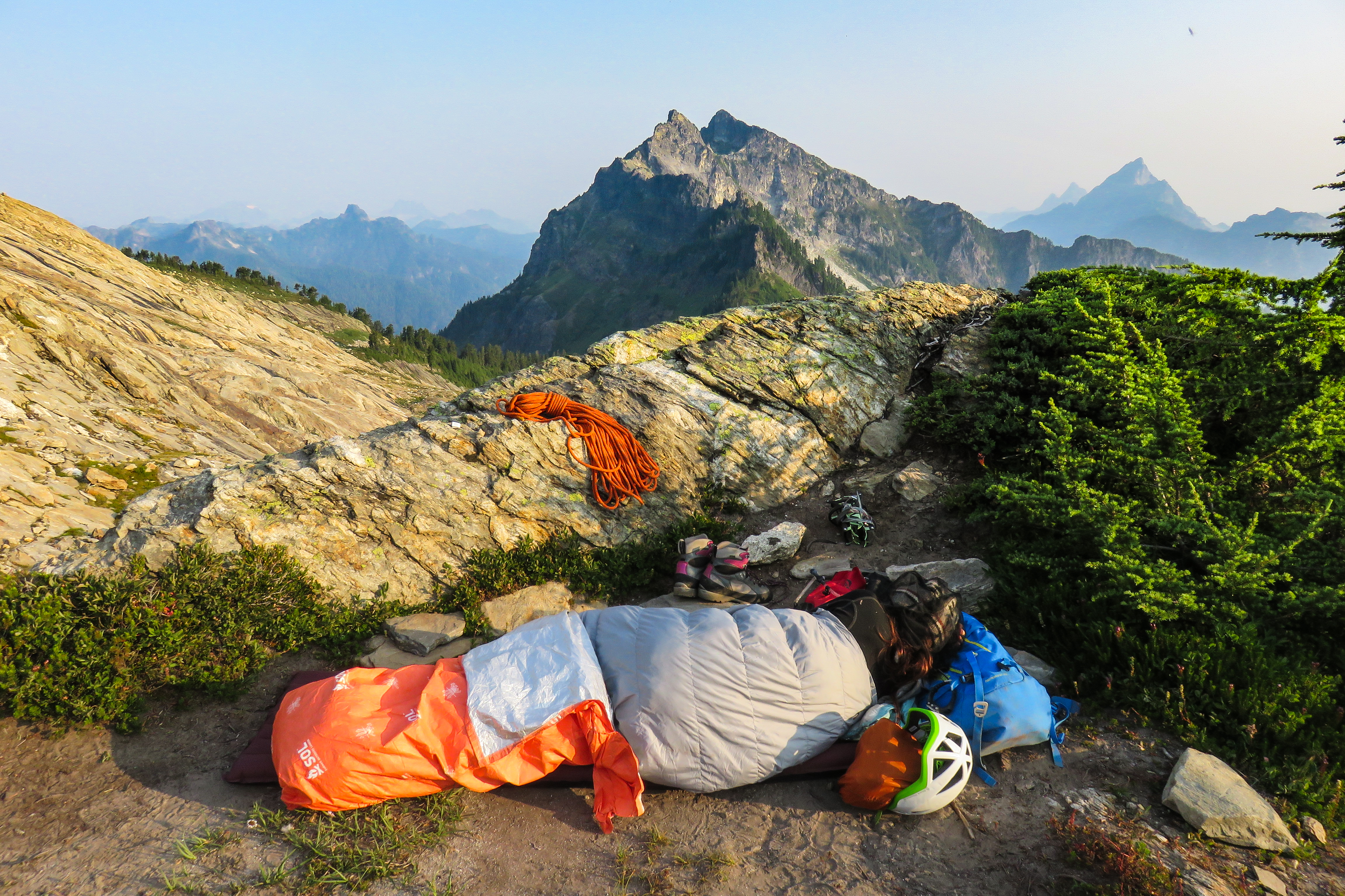 How To: Care For Your Sleeping Bag — The Mountaineers