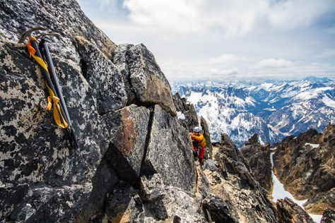 How To Setting Top Rope Anchors The Mountaineers