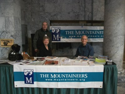 Mountaineers Table