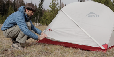 A double wall tent is constructed of two wallsu2014typically the tent body and a rainfly. As tents evolved from cotton to nylon ripstop fabrics ... & How To: Pick a Tent u2014 The Mountaineers