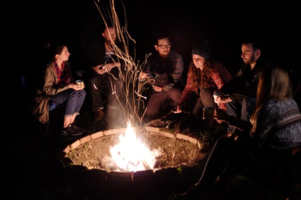 Campfire Stories around a fire 1.JPG