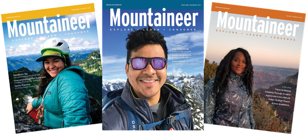 Covers of Mounaineer Magazine, Representational Justice.png