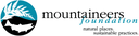 Mountaineers Foundation Logo