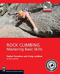 Rock Climbing Mastering Basic Skills Book Cover