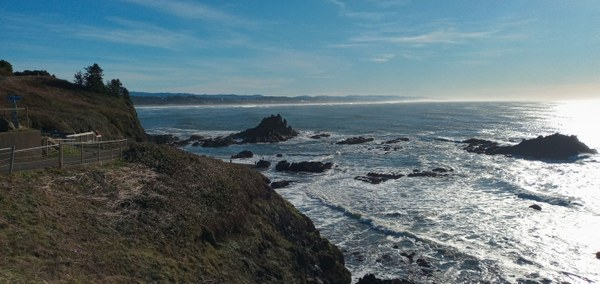 Yaquina Head's Seal Island from viewpoint above Cobble Beach.jpg