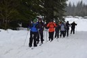 Learn How To Cross-country ski with your youth group this winter!