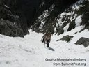 Quartz Mountain - Where Did THAT Avalanche Come From?