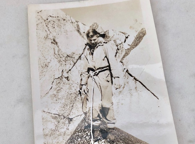 Remembering Mountaineer Helmy Beckey