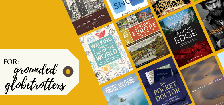 Gift Guide: Grounded Globetrotters