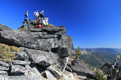 Group on craggy outlook