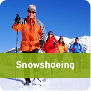 Snowshoeing 181px