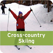 Cross-country Skiing 181px