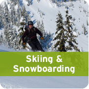 Skiing & Snowboarding 181px