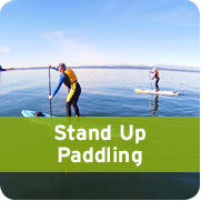 Stand Up Paddling 181px