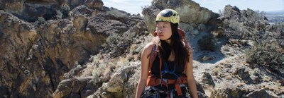 TELSTAD_young_female_desert_rock_climber