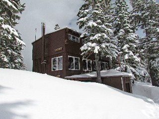 Baker Lodge winter weekend 2/3/17