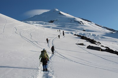 Basic Mountaineering Course   - Bellingham - 2015