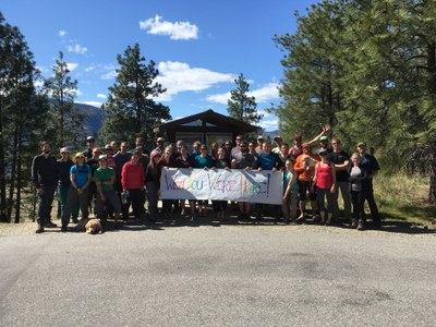 Basic Mountaineering Course   - Bellingham - 2019