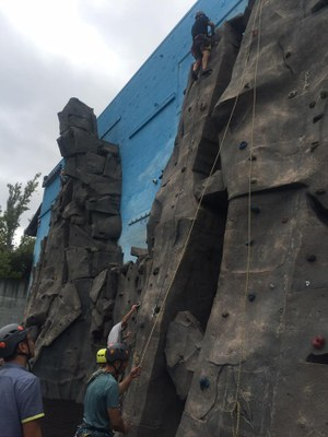 Sport Climbing Course FT1 - Fundamentals