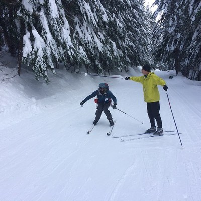 Nordic Ski Instructor Clinic - Everett - 2019