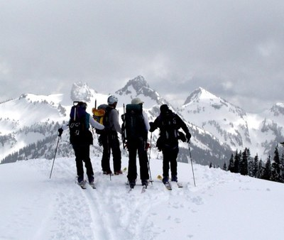 Avalanche-Oriented Navigation Lecture
