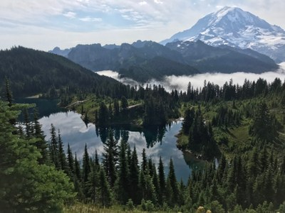 Intro to Trail Running: Backcountry Field Trip - Eunice Lake & Tolmie Peak Lookout