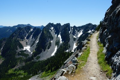 Intro to Trail Running: Backcountry Field Trip - Kendall Katwalk