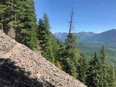 Intro to Trail Running: Backcountry Field Trip - Mount Si Main Trail