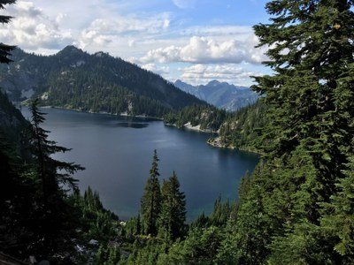 Intro to Trail Running: Backcountry Field Trip - Snow Lake (Snoqualmie)