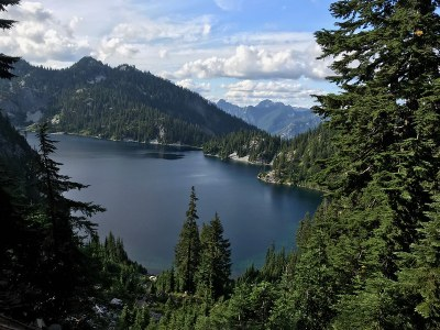 Intro to Trail Running: Backcountry Field Trip - Snow Lake