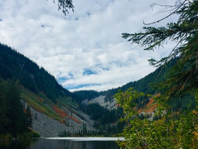 Intro to Trail Running: Backcountry Field Trip - Talapus Lake Trail