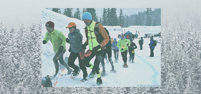 Introduction to Winter Trail Running: Snowshoe Running