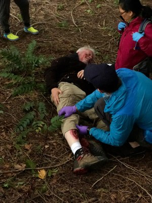 WFA Wilderness First Aid (RMI) - Swedish Issaquah Campus Conference Center