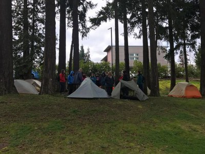 """BACKPACKING BUILDING BLOCKS """"DEMO DAY"""" - Mountaineers Seattle Program Center"""