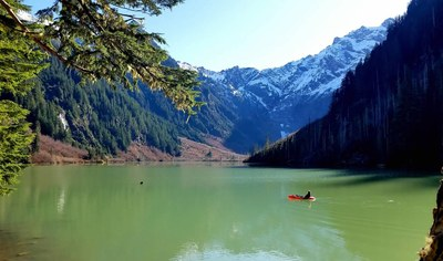 Backpacking Building Blocks Student-Only Backpack - Goat Lake (Monte Cristo)