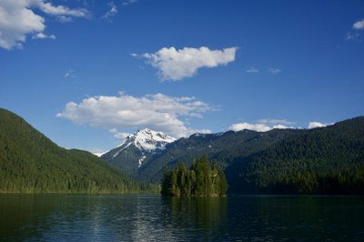 Backpacking Building Blocks Student-Only Backpack - Packwood Lake