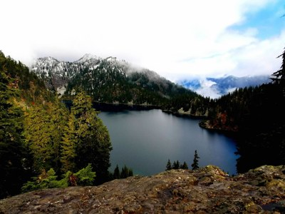 Backpacking Building Blocks Student-Only Backpack - Snow & Gem Lakes (Snoqualmie)