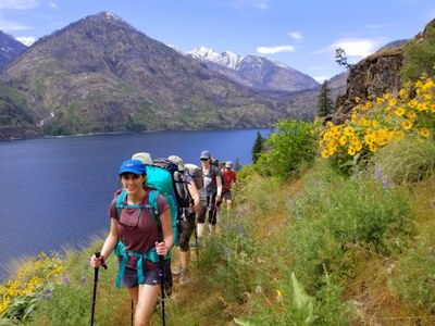 Backpacking Building Blocks (B3) Course - Foothills - 2021