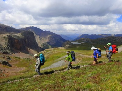 Backpacking Building Blocks (B3) Course - Foothills - 2015