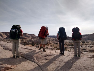 Backpack Trip Planning Clinic - Online Classroom