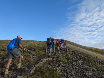 Conditioning for Hiking and Backpacking - Level I - Mountaineers Seattle Program Center