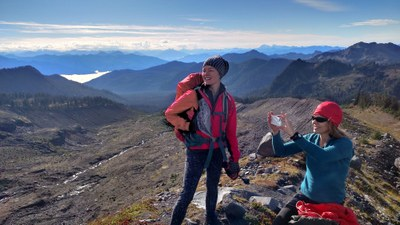 Tips and Tricks for Women Hikers and Backpackers - Mountaineers Seattle Program Center