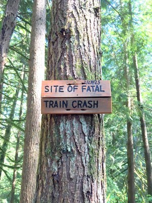 GoHike Hiking Trip - 2-5 miles, up to 750 feet gain - Iverson Railroad & Artifacts Trails