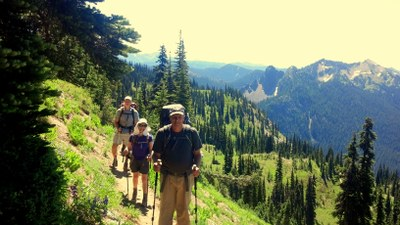 New Hike/Backpack Leader Seminar - Eastside - Foothills - 2015
