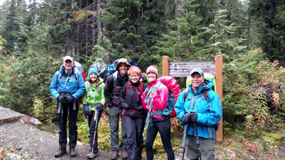 Introduction to Hiking in the Pacific Northwest - King County Library Service Center
