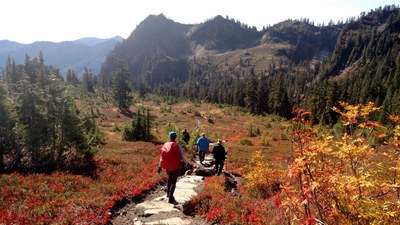 New Hike-Backpack Leader Seminar - Mercer Island Public Library